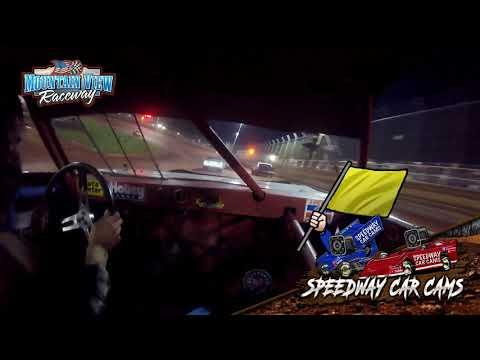 #52 Clayton Forsyth - Thunder - Mountain View Raceway 5-15-21 - InCar Camera - dirt track racing video image
