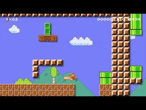 Super Mario Maker IGN: Buzzy Beetle Helmet-Mania - UCKy1dAqELo0zrOtPkf0eTMw