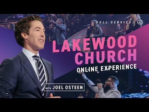 Joel Osteen LIVE  Lakewood Church  Sunday 11am