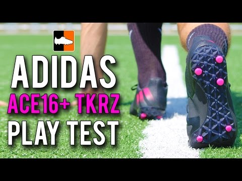new arrival fa455 107cd adidas ACE16+ TKRZ Play Test - Tekkers Football Boot Range