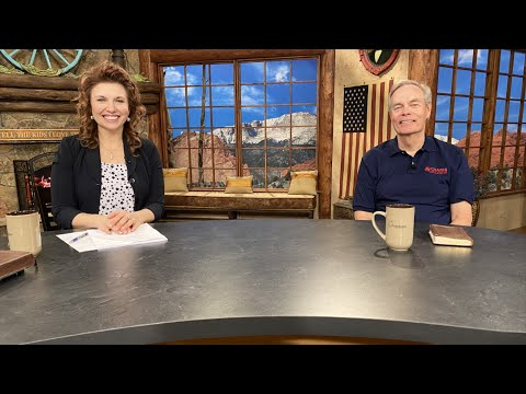 Charis Daily Live Bible Study: Andrew Wommack - July 14, 2020