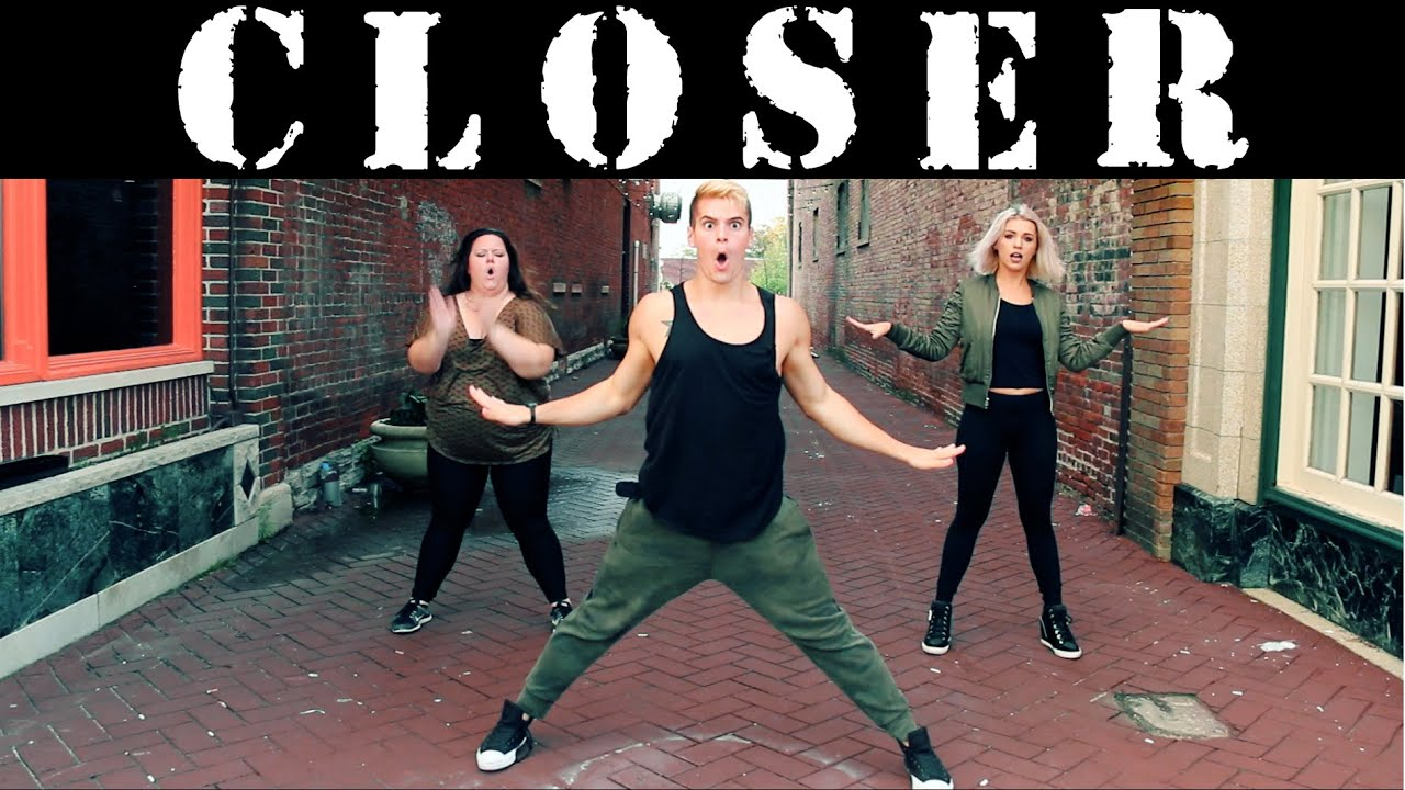 Closer – The Chainsmokers | The Fitness Marshall | Dance Workout