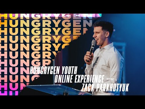 Online Youth Service  04.01.20