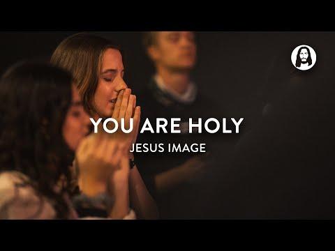 You Are Holy (Intimate Worship)  Jesus Image Worship