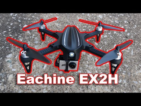 Eachine EX2H A Drone Worth Adding To Your Collection - Brushless Altitude Hold - TheRcSaylors - UCYWhRC3xtD_acDIZdr53huA