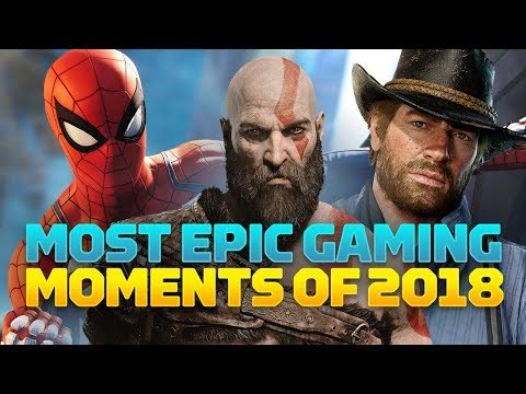 12 Most Epic Video Game Moments of 2018 (SPOILER ALERT) - UCKy1dAqELo0zrOtPkf0eTMw