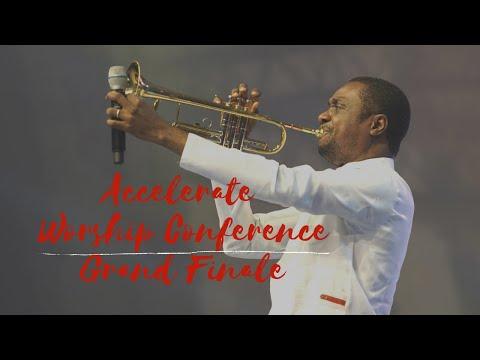 Destiny Signals // Godman Akinlabi // Accelerate Worship Conference Finale // Nathaniel Bassey