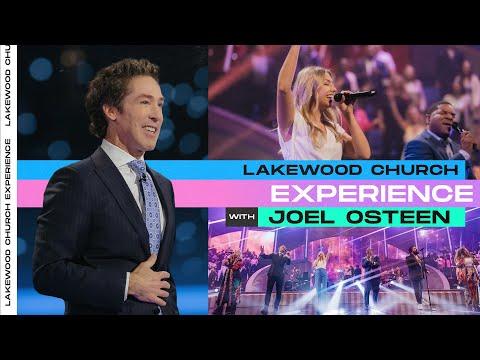 Lakewood Church Service  Joel Osteen -