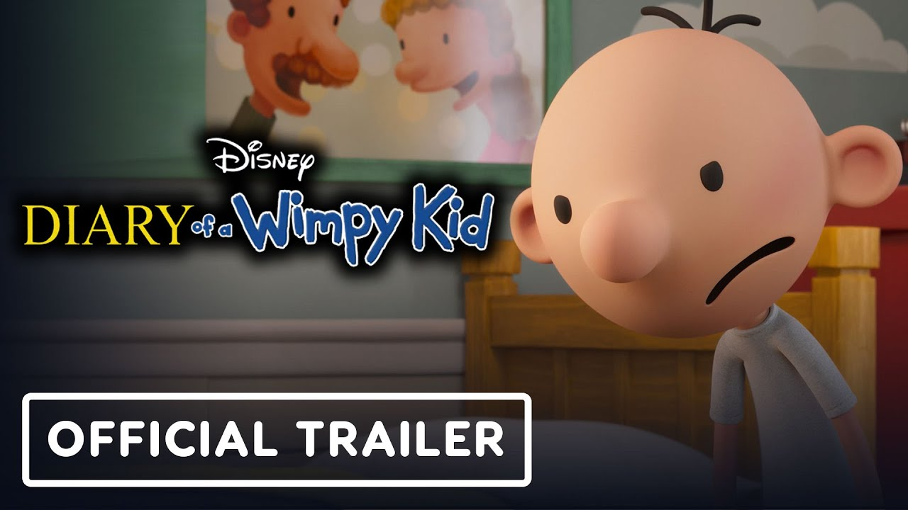 Disney's Diary of a Wimpy Kid – Official Trailer (2021) Brady Noon, Ethan William Childress
