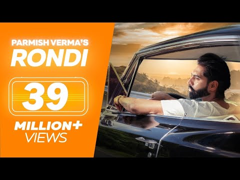 RONDI LYRICS - Parmish Verma