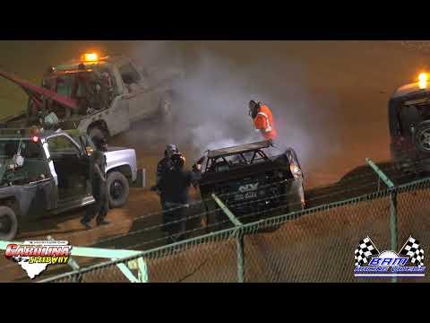 Super Sportsman Feature - Carolina Speedway 6/18/21 - dirt track racing video image