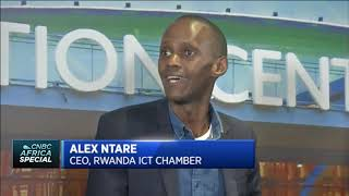Rwanda Debate: Implementing Transformative ICT Solutions in Africa