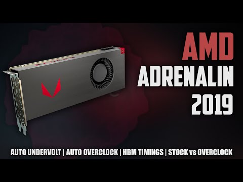 AMD Adrenalin 2019 Drivers | VEGA 56 | Old vs New, HBM Timing Levels