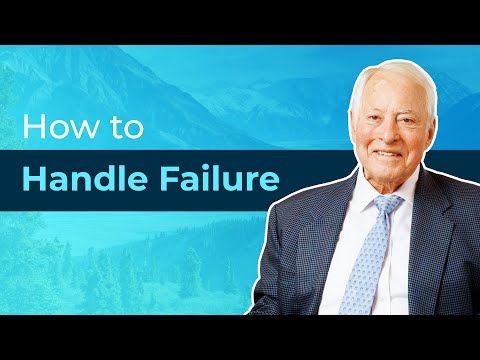 How to Handle Failures in Life  Brian Tracy