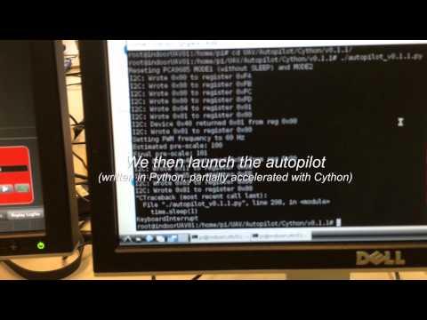Raspberry Pi communicating with QGroundControl via MAVLink - UCq25zrnP6gtxDaFfcR_yvmA
