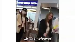 190423 IZONE Sakura  @ Haneda Airport 아이즈원