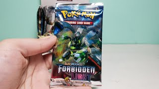 4K Pokemon TCG Sun and Moon Forbidden Light Fake Zygarde Pack Unpacking! Tickets To Toy Time!