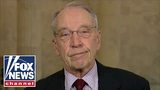 Chuck Grassley questions the origins of the Mueller probe