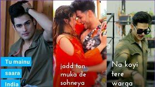 Watch Saara India Aastha Gill Full screen WhatsApp status