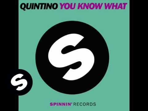 Quintino - You Know What (Alvaro Remix) - UCpDJl2EmP7Oh90Vylx0dZtA