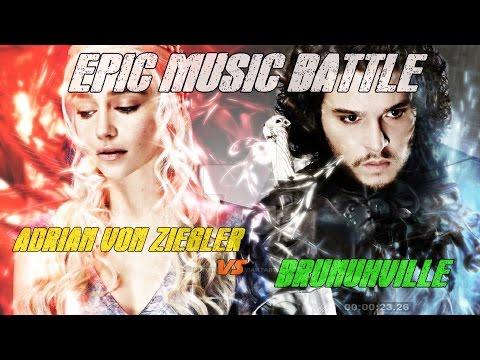 EPIC MUSIC BATTLE | Adrian von Ziegler vs BrunuhVille - UC4L4Vac0HBJ8-f3LBFllMsg