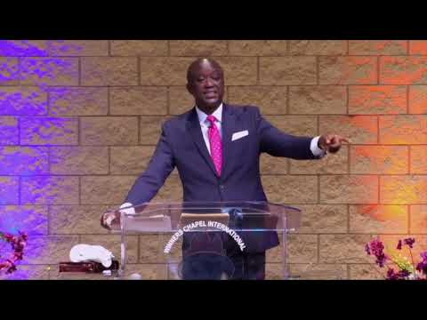 Pastor Tunde O.Sound-bites  Understanding The Wonders In The Prophetic Mantle