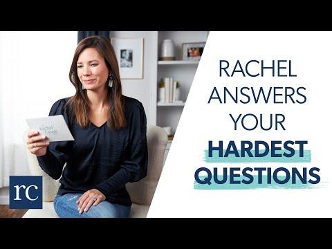 Rachel Cruze Answers Your Hardest Money Questions
