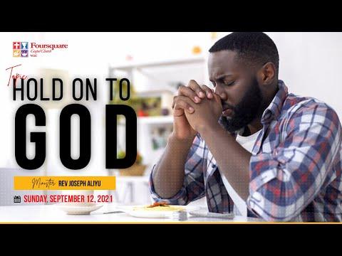 Sunday Worship Service Sept. 12, 2021