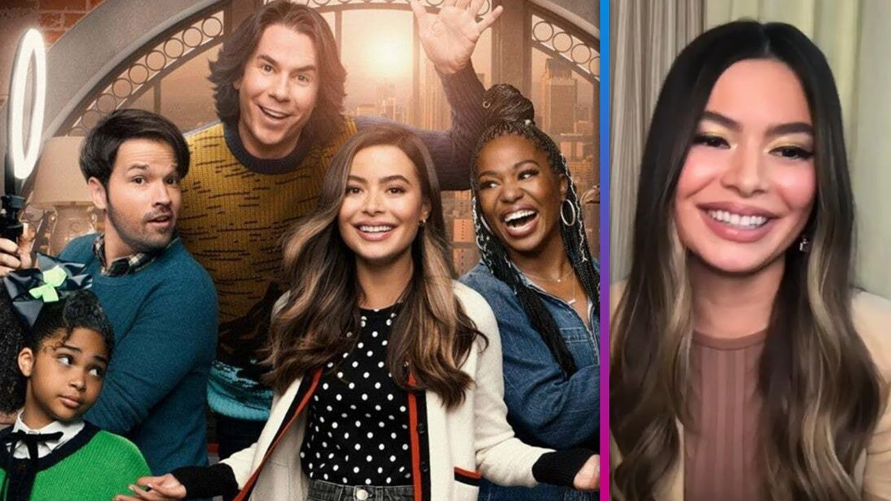 iCarly Reboot: Miranda Cosgrove REVEALS What Carly Has Been Doing for the Past 10 YEARS!