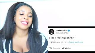 CELEBRITIES REACT TO NORMANI MOTIVATION VIDEO | Reaction