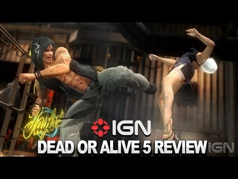 Dead or Alive 5 Review - IGN Reviews - UCKy1dAqELo0zrOtPkf0eTMw