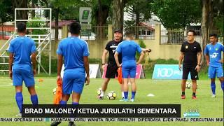 Maloney Pengendali Sementara Skuad B19