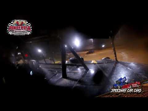 Winner #157 Mike Marlar - Super Late Model - 8-6-21 Ponderosa Speedway - In-Car Camera - dirt track racing video image