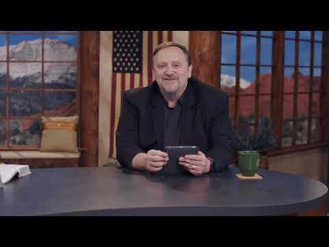 Charis Daily Live Bible Study: Grace - Rick McFarland - July 20, 2020