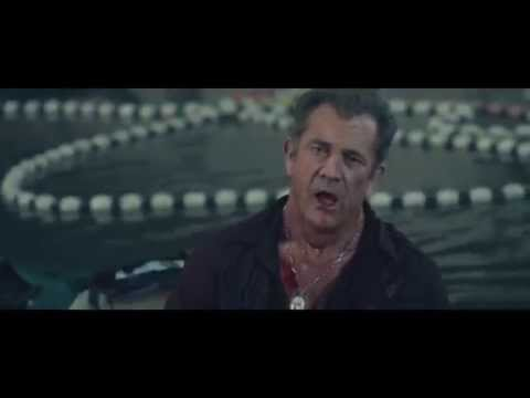 The Expendables 3 Final fight (Stonebanks vs Barney) - default