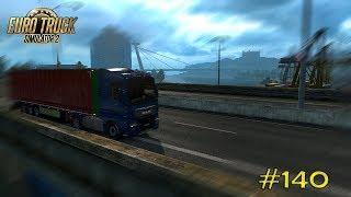 Euro Truck Simulator 2 |#140  Wien - Košice