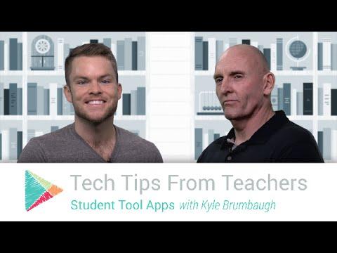 Tech Tips From Teachers: Student Tool Apps - UC_x5XG1OV2P6uZZ5FSM9Ttw