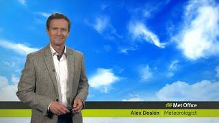 Tuesday morning forecast 19/08/19
