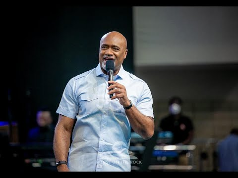 Provoked For Purpose 1  Paul Adefarasin  Something Is About To Happen