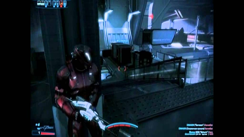 Mass Effect 3 Multiplayer Gameplay Episode 2(Part1)(By dima0301 and dzsordzso84)