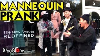 Funniest Mannequin Prank Compilation - Screaming & Laughing