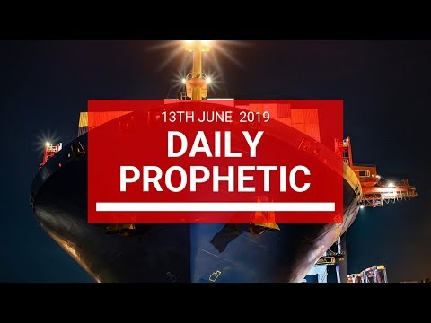 Daily Prophetic 13 June 2019   Word 2