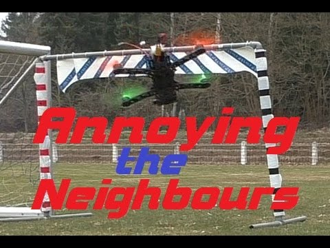 FPV-ing the Neighbourhood - UC3ioIOr3tH6Yz8qzr418R-g