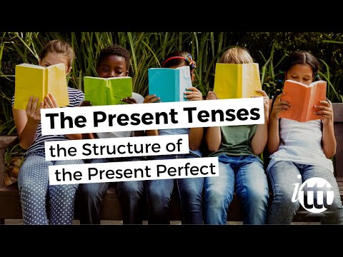 English Grammar -- Present Perfect -- Structure 2 --