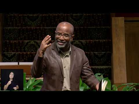 Sermon - 10/11/2020 - Pastor Greg Brewer - Christ Church Nashville