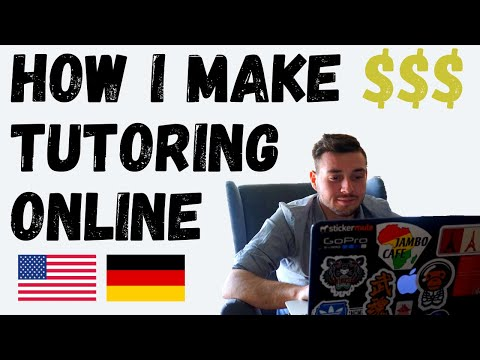 English Tutoring Online & Digital Nomadism | How I Afford to Travel The World and How You Can Too!