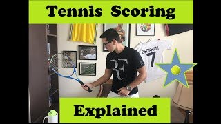 How Does Scoring in Tennis Work?