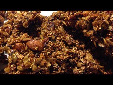 como hacer granola . receta deliciosa - UCKkinZz8CfbX-Hr6zcXOO7Q