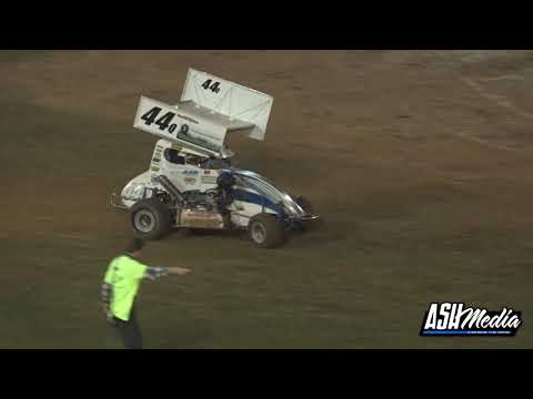 Micro Sprints: 2020/21 Queensland Title - A-Main - Archerfield Speedway - 05.06.2021 - dirt track racing video image