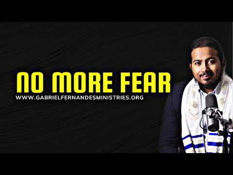 GOD WILL DELIVER YOU FROM ALL YOUR FEARS, POWERFUL MESSAGE BY EVANGELIST GABRIEL FERNANDES